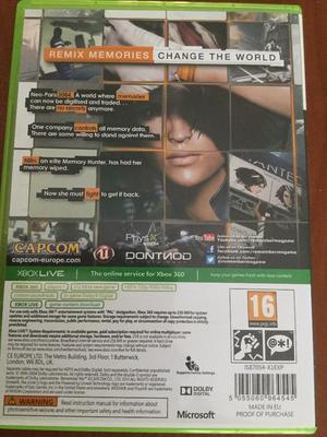 Xbox360 REMEMBER ME
