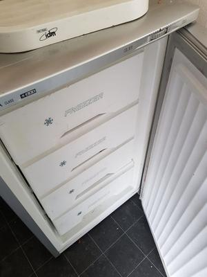 A nice working freezer in good condition
