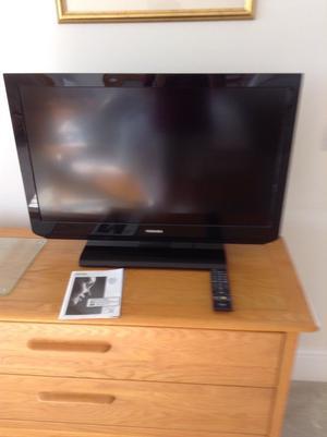 "Toshiba 32"" LCD colour TV for sale in Harrogate"