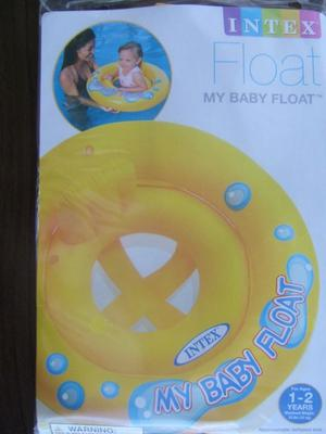 BABY'S FLOAT Child's SWIMMING POOL FLOATING SEAT My Baby