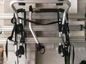 Bicycle Rack to fit VW T4 Van, Carries 3 Bikes
