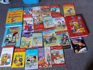 Early reader story book bundle