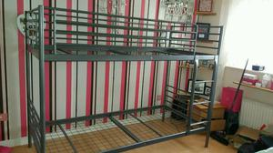 Metal bunkbed. Make me an offer need gone this weekend