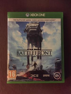 Xbox One Star Wars Battlefront I. The battle of Jakku Code