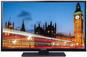 40 INCH LED FULL HD TV WITH BUILT IN FREEVIEW CHANNELS**DELIVERY IS POSSIBLE**
