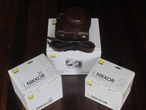 Nikon 1 J5 Camera plus accessories