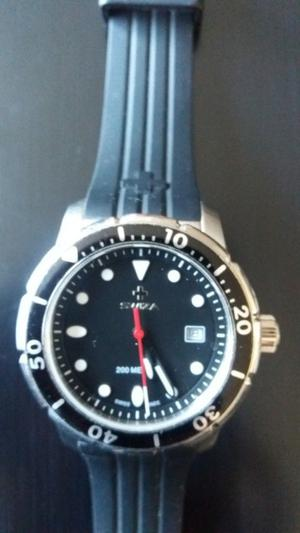 Swiza diving watch, ex condition.