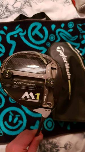 Taylormade m driver