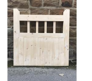 Wooden Garden gate for sale.