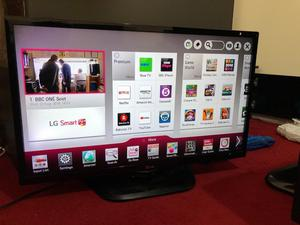 47 inches LG SMART TV WITH REMOTE IN PERFECT WORKING CONDITIONS