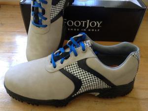 FootJoy MyJoys Men's Golf Shoes - Size 7.5 UK
