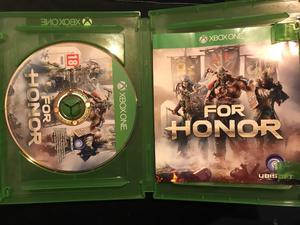 For HONOR Xbox one game for sale