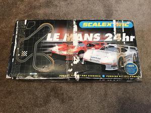 Le Mans scalextric