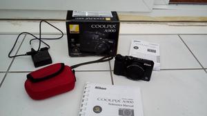 Nikon Coolpix Amp 4k UHD Digital Camera 35x Optical Zoom-Black Boxed
