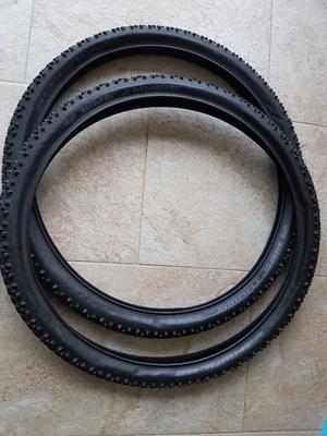 """Pair of SCHWALBE SMART SAM Puncture Protection Mountain Bike Tyres 29"""" - New"""