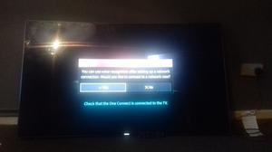 TV Samsung 55 inch ultra thin BARGAIN!!