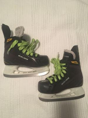 Ice hockey boots