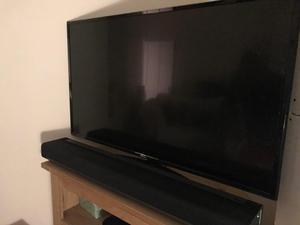 LG 43inch 4K Ultra HD Smart TV.