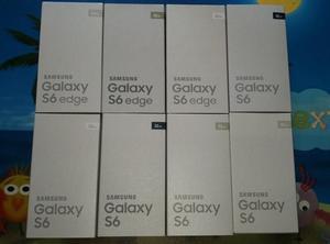 SAMSUNG GALAXY S6edge s6 UNLOCKED UK STOCK BRAND NEW BOXED WARRANTY