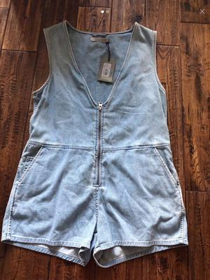 All saints kylie playsuit rrp £95 brand new