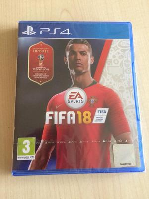 Brand new/ sealed FIFA 18 for PS4