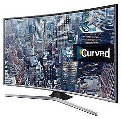 Samsung 40 Inch 4K Ultra HD Curved LED Smart TV