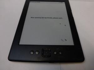 "Amazon Kindle 5th Generation D Wi-Fi 6"" E Ink Display"