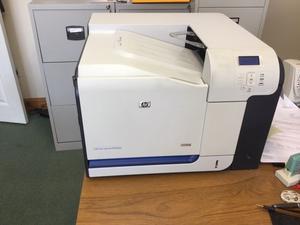 HP desk top office printer