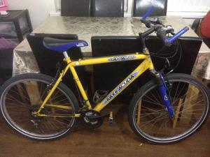 MENS 22 INCH BARRACUDA RAMPAGE SUSPENSION MOUNTAIN BIKE 21 SPEED SMETHWICK £70