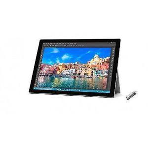 "Microsoft Surface Pro 4 Core iU 8GB 256GB SSD 12.3"""