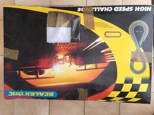 Scalextric high speed challenge with extra track