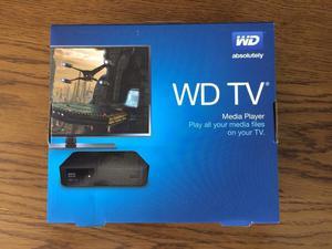 Western Digital WD Media Player