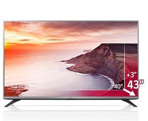 43 INCH LG LED FULL HD TV WITH BUILT IN SATELLITE INPUT AND FREEVIEW ****CAN BE DELIVERED****