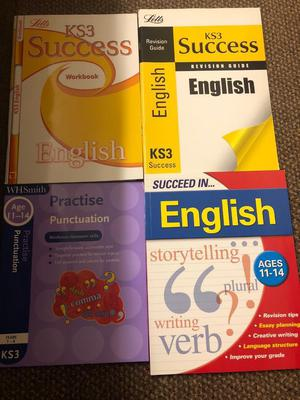 KS3 English books