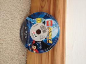 MINT LEGO BATMAN 2 FOR PLAYSTATION 3 PS3 EX LOVE FILM PICK UP BETWEEN WRENTHAM AND REYDON SUPERMAN