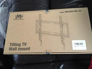 TV Wall Mount for most 26 to 55 inch flat screens