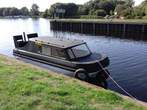 Dawncraft dandy 20ft cabin cruizer boat