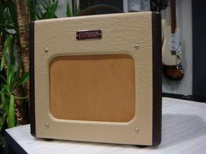 Fender Champ 600 guitar amp with upgrades