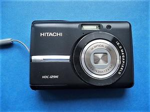 HITACHI 12 MEGAPIXEL DIGITAL CAMERA HDC-E SEE DETAILS