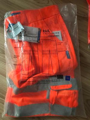 Hi vis trousers brand new with tags