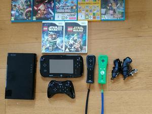 Nintendo Wii U console & games bundle