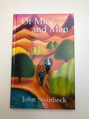 BRAND NEW Of Mice and Men by John Steinbeck FOR EDUCATION