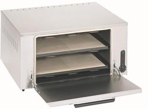 Pizza Oven (NEW) Double Shelves Stone Plates