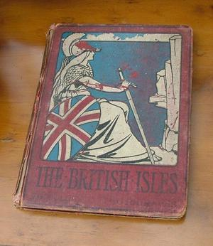 Antique Book: Pictorial Sketches of the British Isles