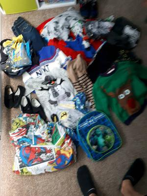 Boys clothing bundle 5-7 yrs