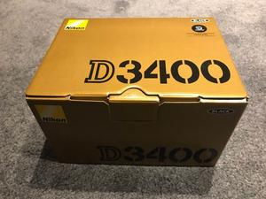 Nikon D - Body Only Digital SLR Camera - Shutter Count 558 - Boxed and as new with case