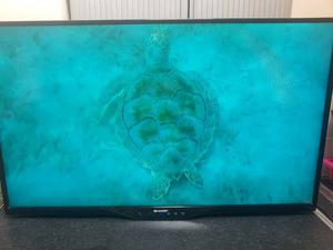 "SHARP AQUOS 40"" Led Full HD, Freeview HD, Delivery"