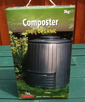 3Kg Compost (activator) maker (New) - for sale £ 5 - bargain