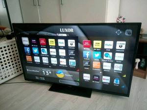"""42"""" SMART LED FULL HD FREEVIEW TV WITH REMOTE CONTROL & STAND (MINT CONDITION)"""