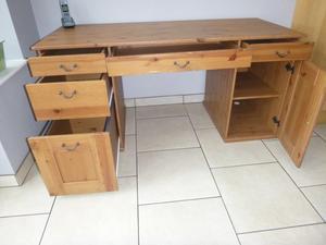 Ikea alve desk bureau workstation ono posot class